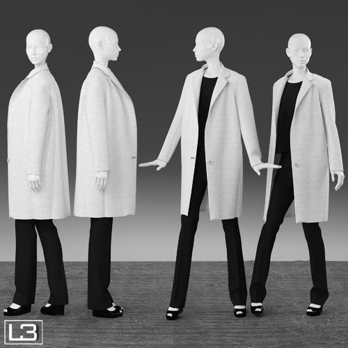 京东的商品3D展示是怎么实现的