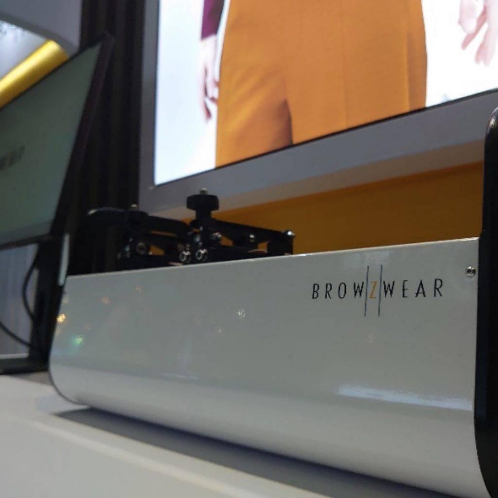 Browzwear 面料分析仪(FAB)2.0 产品展示
